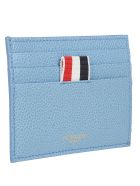 Thom Browne Card Holder - Pale blue