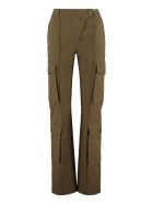 Kenzo Cotton Cargo-trousers - green