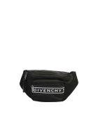 Givenchy Branded Belt Bag - Black