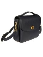 Coach Cassie Shoulder Bag - navy