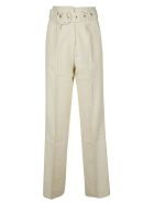 Les Coyotes De Paris Rho Trousers - Ivory