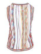 Missoni Cotton Sweaters - Multi