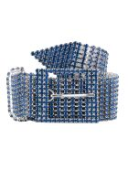 B-Low the Belt Farah Belt - COBALT