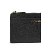 MICHAEL Michael Kors Mercer Continental Wallet - Nero