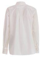 Sofie d'Hoore Shirt L/s Rounded Bottom - Optical White