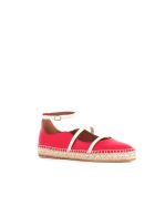 """Malone Souliers Espadrilles """"selina"""" - Red"""
