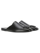 Balenciaga Cosy Bb Slippers - BLACK BLACK