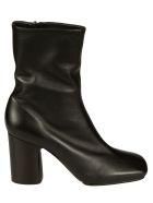 Acne Studios Block Heel Boots - Black