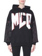 McQ Alexander McQueen Hooded Sweatshirt - NERO