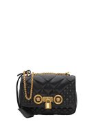Versace Icon Crossbody Bag - Nero