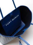 Tory Burch Gemini Tote - Bondi Blue