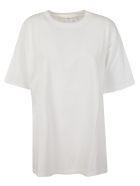 Golden Goose Star Back Print Logo T-shirt - White/black