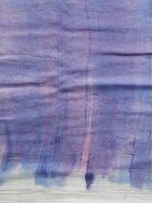 Massimo Alba Fringed Scarf - Bluette
