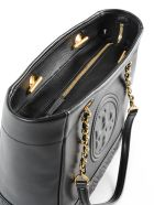 Tory Burch Fleming Tote - Black
