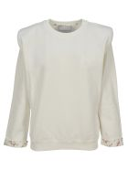 Philosophy di Lorenzo Serafini Philosophy Logo Sweatshirt - WHITE