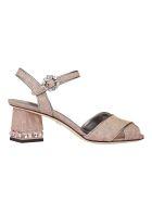 Dolce & Gabbana Sandals - Rosso/oro