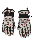 Moncler Genius Star Printed Gloves - .