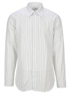 Maison Margiela Martin Margiela Striped Shirt - WHITE