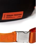 HERON PRESTON Ctnmb Belt Bag - Arancio nero bianco