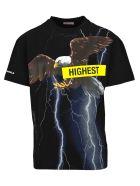 Palm Angels Eagle Rock - Black