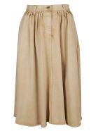 Golden Goose Adele Skirt - Light Biscuit