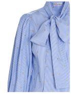 RED Valentino Shirt - BLUE/WHITE