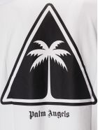 Palm Angels Printed T-shirt - White