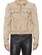Diesel Black Gold Lavenere Jacket - Beige