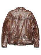 Golden Goose Jacket - Brown