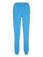 Chiara Ferragni Embroidered Sweatpants - Blue