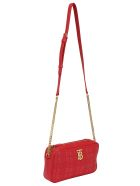 Burberry Camera Shoulder Bag - Bright red