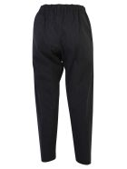 Issey Miyake Cropped Trousers - Black