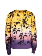 Saint Laurent Dip-dye Sweat - Multicolour