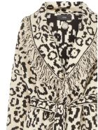 Alanui Macula Cardigan - Leopard