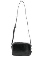 Golden Goose Star Shoulder Bag - Black/star