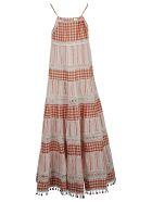 Dodo Bar Or Patricia Ethnic Long Dress - Multicolor