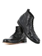 Officine Creative Lace-up Boots ''mono/002'' - Black