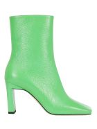 Wandler Isa Boots - Green