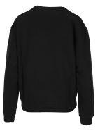 Givenchy Logo Print Sweatshirt - BLACK