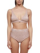 Oseree Sequined Bikini - Rosa