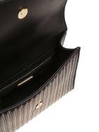 Tory Burch Fleming Studded Shoulder Bag - Black
