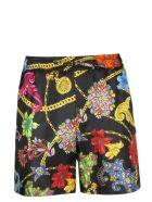 Versace Printed Shorts - Basic
