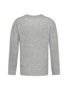 C.P. Company Cotton And Wool Blend Sweater - grey