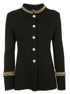 Charlott Buttoned Jacket - Nero
