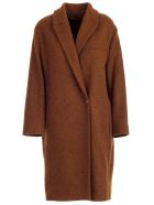 Dusan Coat Single Breasted - Caramel
