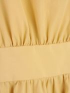 Aspesi Frill Dress - Banana