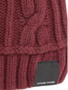 Canada Goose Beanie Hat - ELDERBERRY