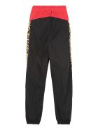 Marcelo Burlon Track-pants With Decorative Stripes - black