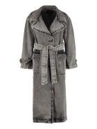 3x1 Denim Jacket - grey