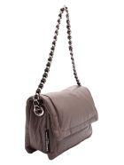 Marc Jacobs 'pillow' Leather Shoulder Bag - Tobacco